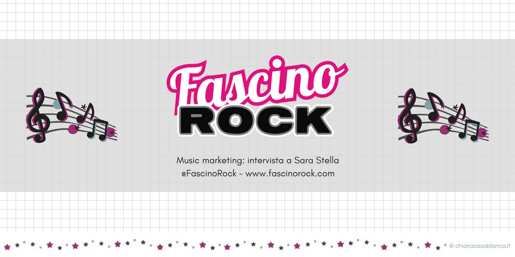 Music marketing: intervista a Sara Stella